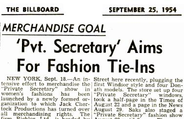 Billboard, Sep. 25, 1954