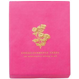 Japanese Chrysanthemum Correspondence Cards
