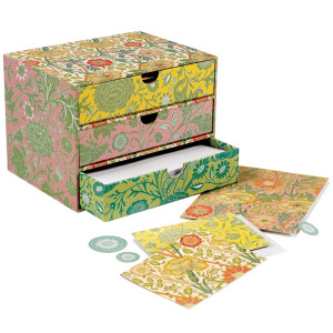 William Morris Notecard Box - The Met