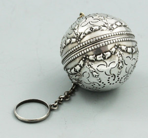Gorham Sterling Silver Tea Ball