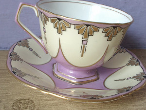 1930s Aynsley Tea Set