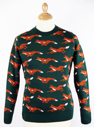 Fantastic Mr Fox By Atom Retro