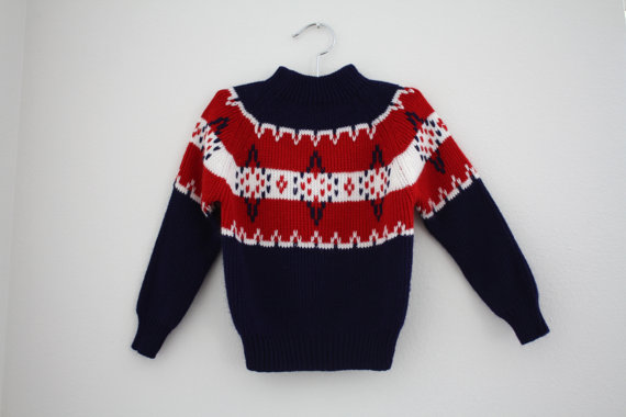 Toddler Vintage Jumper By 1SweetDreamVintage