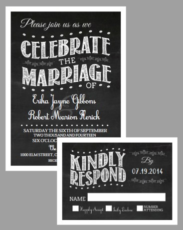 chalkboard_vintage_wedding_invitation