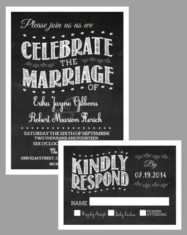 chalkboard_vintage_wedding_invitation